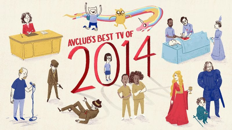 The best TV shows of 2014 (part 1)