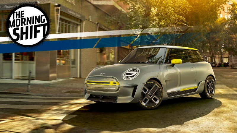 Illustration for article titled Mini Considers Going All-Electric In The U.S. Because You're Not Buying Enough Of Them