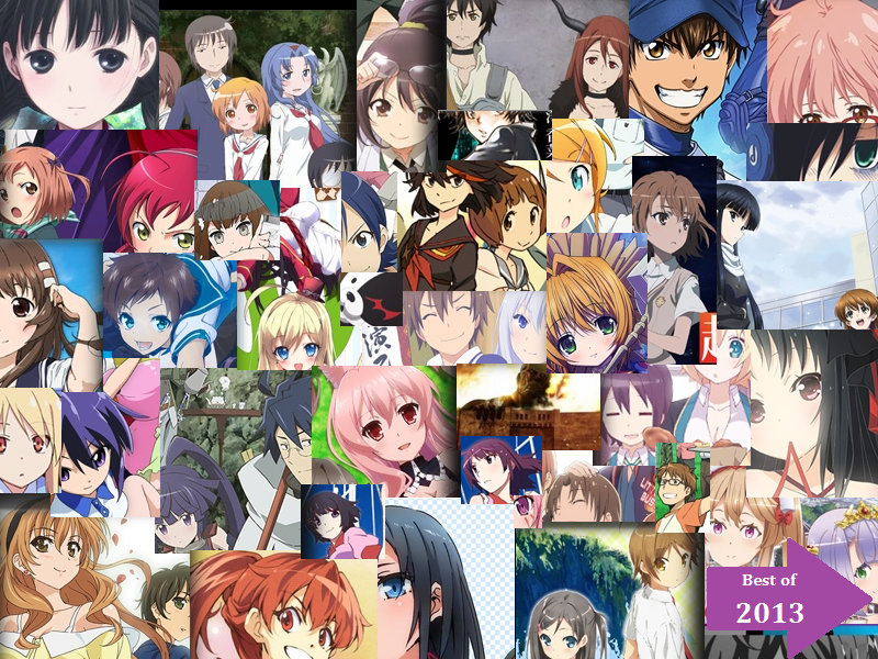 Illustration for article titled TAY Best Of 2013: Anime