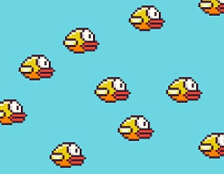 Illustration for article titled THE MUSHROOM REVIEWS: Flappy Bird