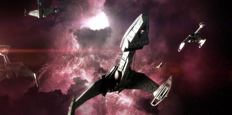 Illustration for article titled Mod Turns Stellaris Into Star Trek