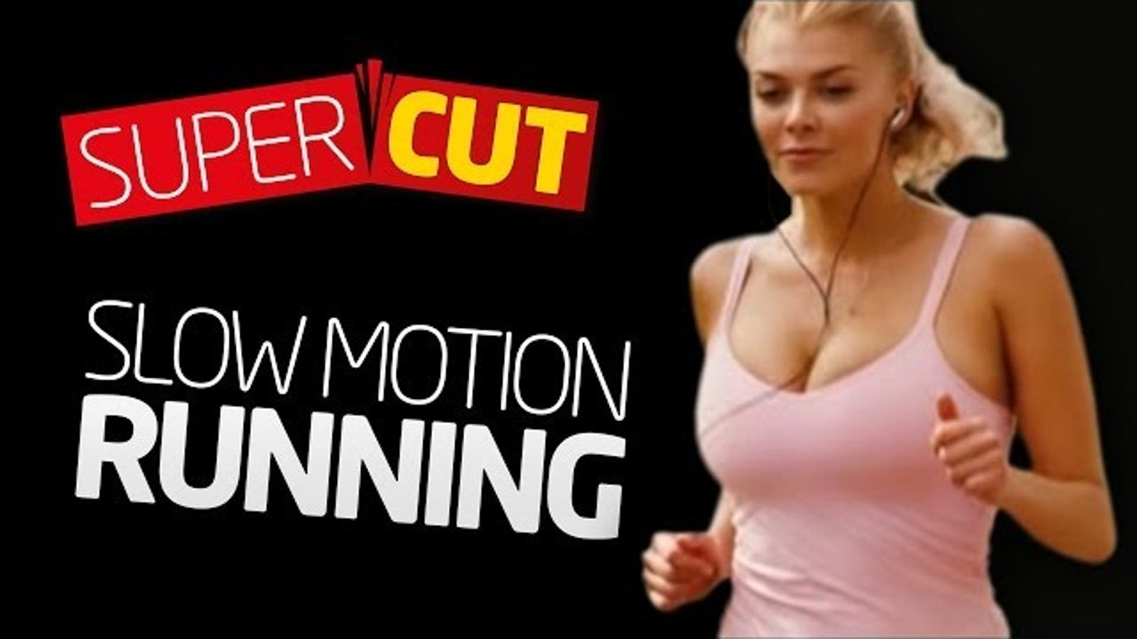 This Supercut Proves That All Running Should Be In Slow Motion