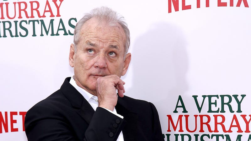 Illustration for article titled Reminder: Your Celebrity Folk Hero Bill Murray Was Once Accused of Spousal Abuse