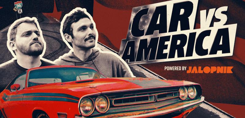 Next Season Jalopniks Car Vs America TVshow Idea Pitch - Car tv shows