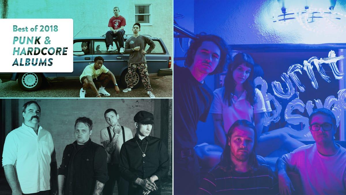 Best hardcore albums