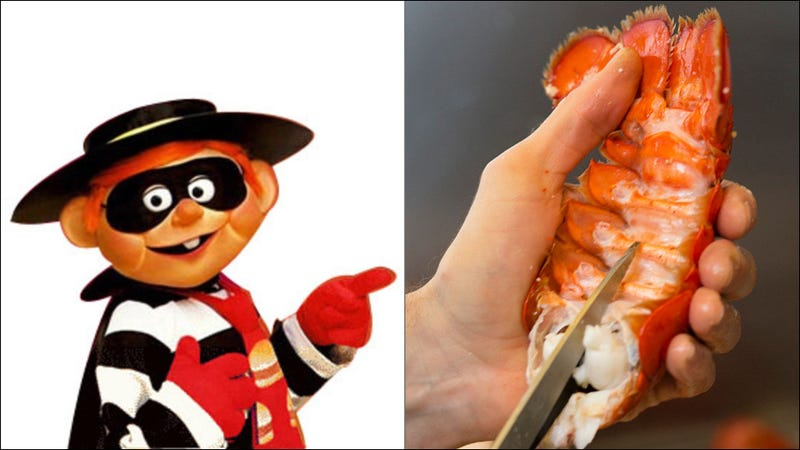 Illustration for article titled Thief makes off with $650,000 in lobster tails