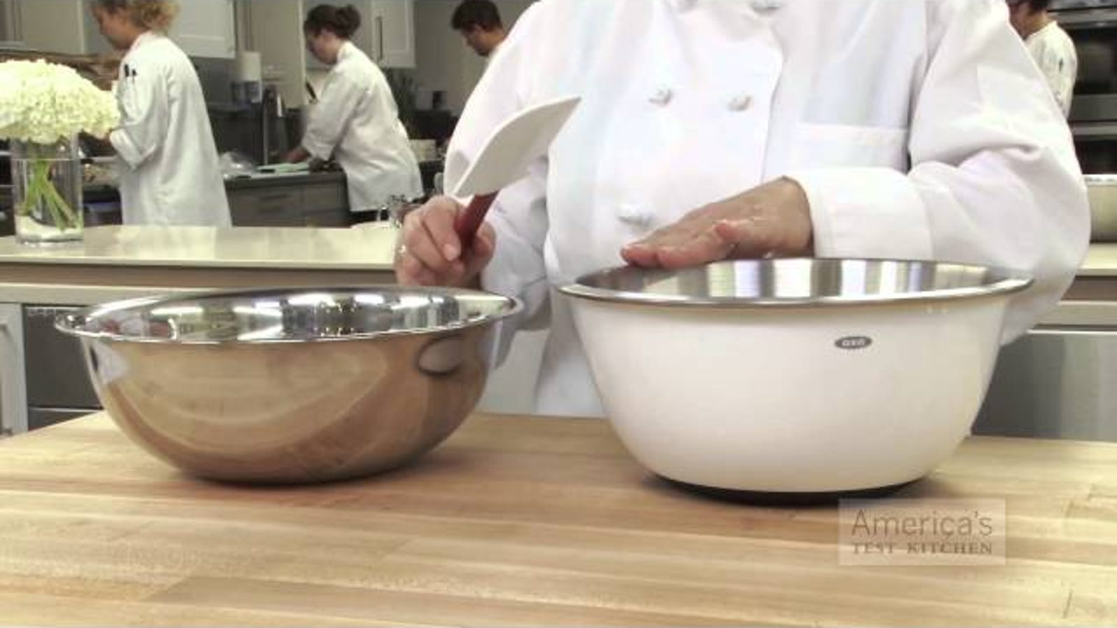 Best Mixing Bowls America S Test Kitchen