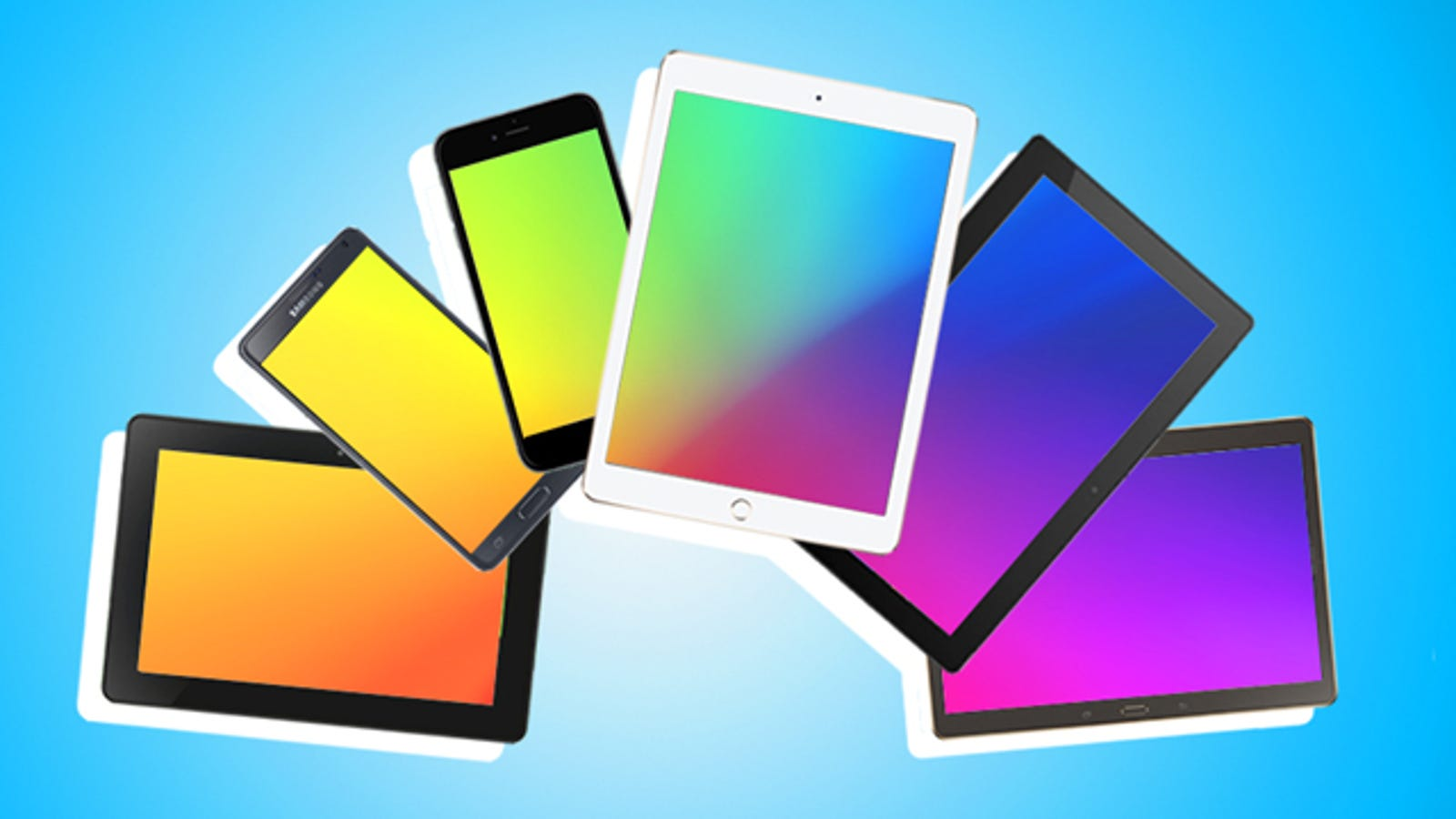 3aa67d343 Which Smartphone and Tablet Displays Show the Most Accurate Colors