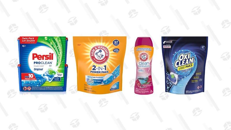 Laundry Essentials Gold Box | Amazon
