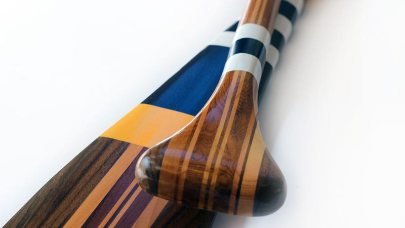 Illustration for article titled These Canoe Paddles Will Make Even Landlubbers Dream of the Sea