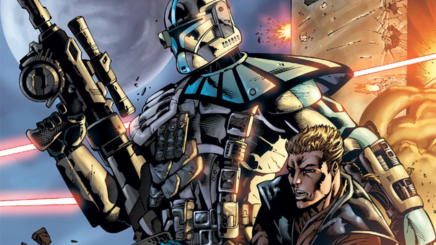 A Guide to Star Wars Comics That Can Help Fill the Clone Wars-Shaped Hole in Your Heart