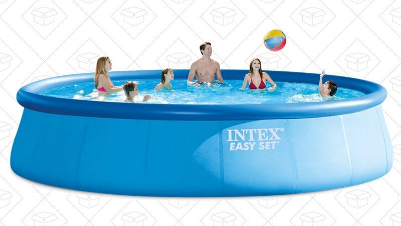 "Alberca Intex 18' x 48"", $245 