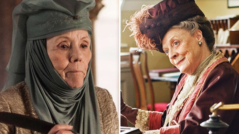 Illustration for article titled Is Lady Olenna the Dowager Countess of Game of Thrones?