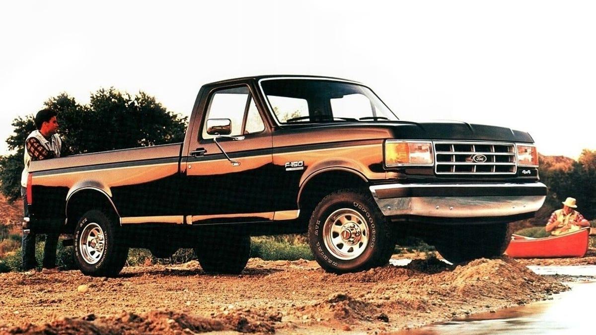 The Original Design For The Second-Gen Dodge Ram Was A