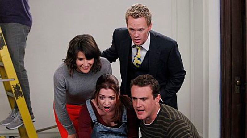 "How I Met Your Mother: ""Mystery Vs  History"""