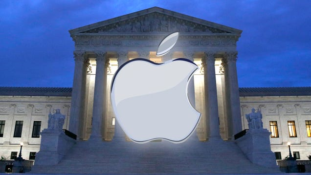 Supreme Court Appears to Lean Heavily Against Apple s Defense of Its Walled Garden