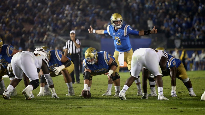 Illustration for article titled Josh Rosen Has A Plan To Fix The NCAA