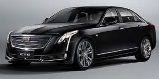 Illustration for article titled I Figured It Out: CT6 is the CTS-LWB and Caddy's Future Lineup