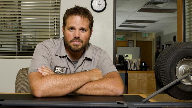 Illustration for article titled Michael Bay recruits The Office's David Denman for his Benghazi thriller