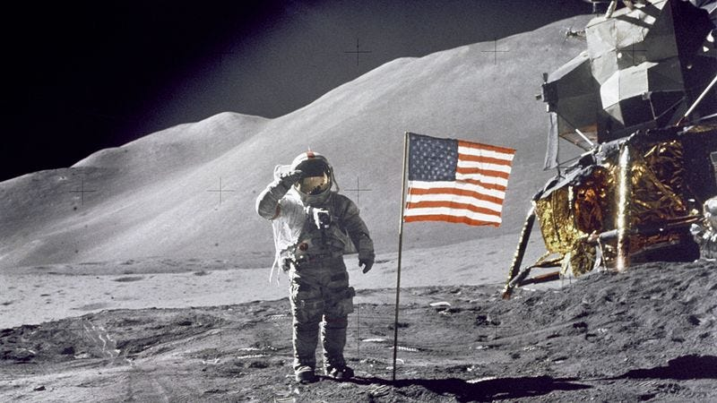 On Every Anniversary Of The Moon Landing, My Thoughts ...