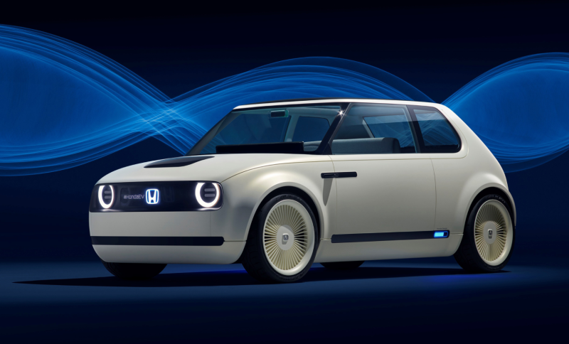 Honda Will Build A Version Of Its Amazing Retro Futuristic Electric Car