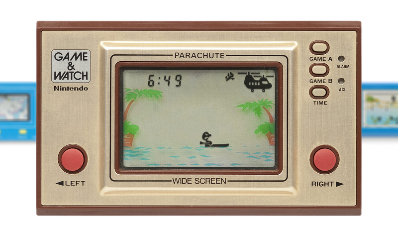 Illustration for article titled Vuelve a tu infancia con las maquinitas Game&Watch virtuales