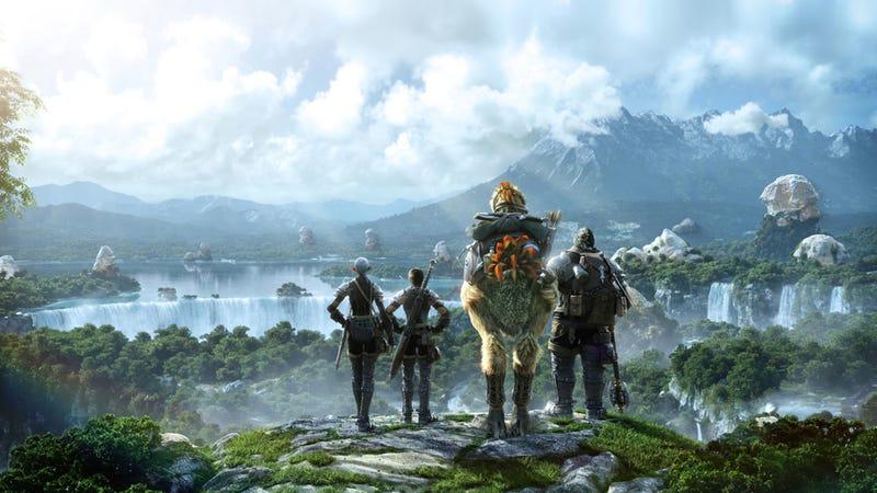 Illustration for article titled Final Fantasy XIV Dumps Worlds for Merger