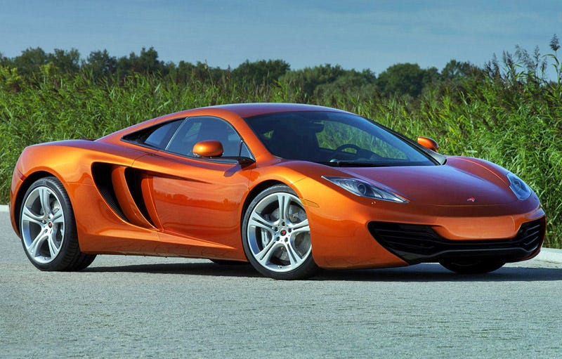 Captivating The 2012 McLaren MP4 12C Just Eclipsed The $225,325 Ferrari 458 Italia In  One Area   Price. The Macca Will Start At $229,000 (plus $2,400  Delivery/port ...