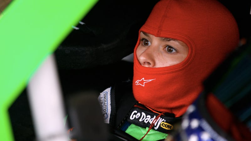 Illustration for article titled Danica Patrick ditches IndyCar for NASCAR