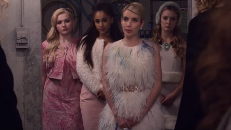 Illustration for article titled Scream Queens Has Officially Been Renewed for a Second Season