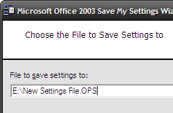 Illustration for article titled Save your Microsoft Office settings
