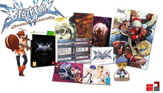 Illustration for article titled BlazBlue: Continuum Shift Gets Two Special Editions In Europe