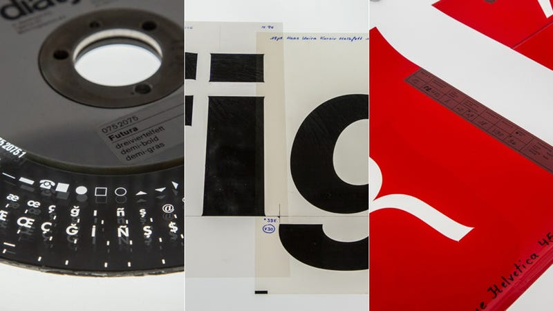 Illustration for article titled Six Beautiful Artifacts From the Dawn of Digital Typography