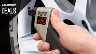 Illustration for article titled $9 Accutire Gauge, Two Wiper Blades for $22, and More Deals