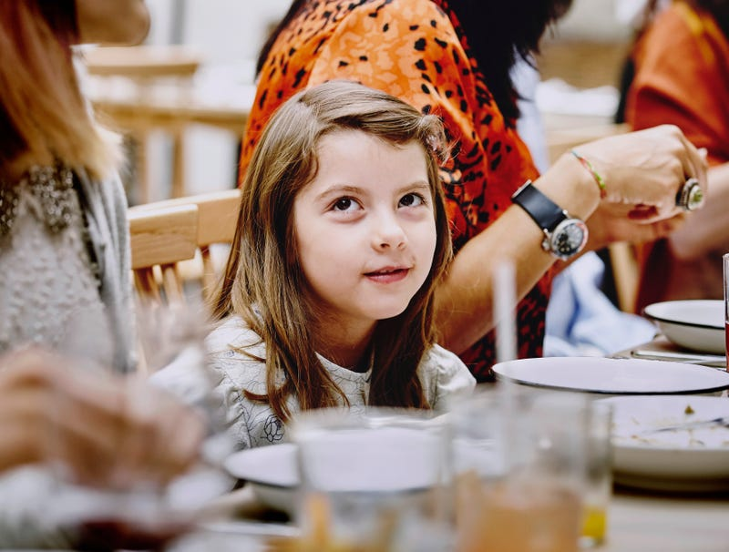 Illustration for article titled 'My Parents Hit Me,' Says Bored 8-Year-Old Trying To Get Reaction From Dinner Party Guests