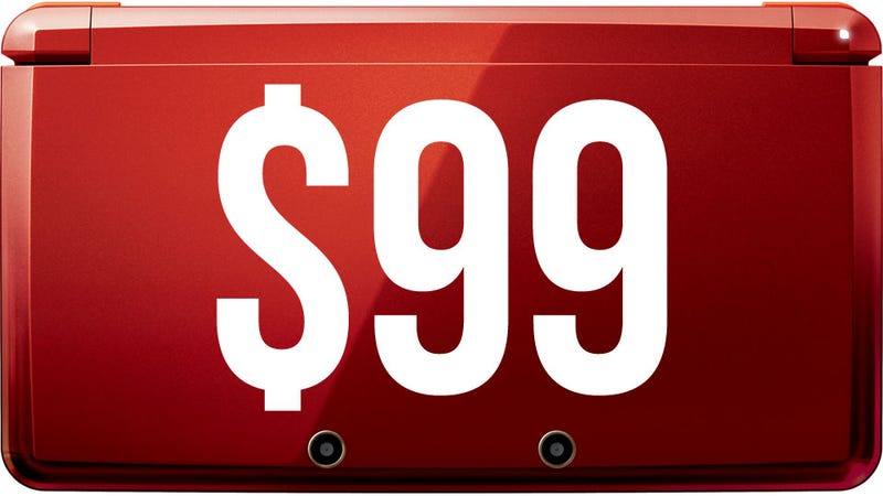 Illustration for article titled Get a 3DS for $99, PS3 Bundle For $200