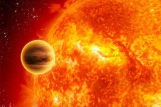 Illustration for article titled Uranus-sized exoplanet discovered with ingenious method, and Earth's twin could be next!