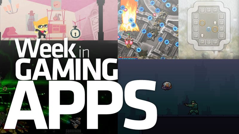 Illustration for article titled The New and Improved Week in Gaming Apps, Now With 50 Percent More Flavor