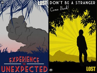 Illustration for article titled Lost's Mysterious Island Is Your Hot New Tourist Destination