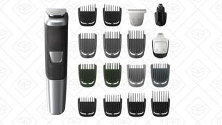 Maquinilla de afeitar Philips Norelco 5000   $20   Amazon