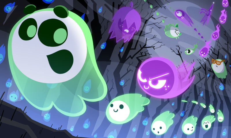 Illustration for article titled How to Play —and Win—Google's Halloween-Themed Multiplayer Game