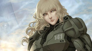 Illustration for article titled Halo's Blonde Space Marines Have More Fun