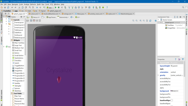 10 Steps to Create Your First Android App