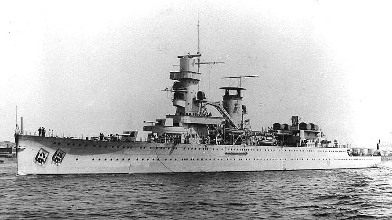 El HNLMS de Ruyter. Foto: Royal Netherlands Navy