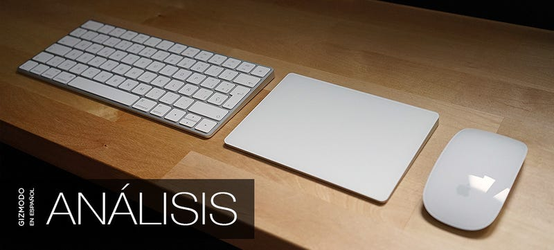 Illustration for article titled Probamos los nuevos periféricos de Apple: diseño de lujo para entusiastas poco exigentes