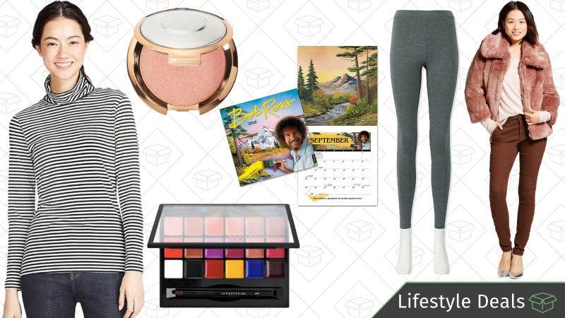 Illustration for article titled Thursday's Best Lifestyle Deals: Sephora, Target, Uniqlo, ThinkGeek, and More