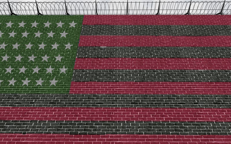 Illustration for article titled Maybe Black People Need a Wall