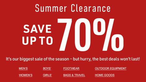 Summer Clearance Sale   L.L.Bean