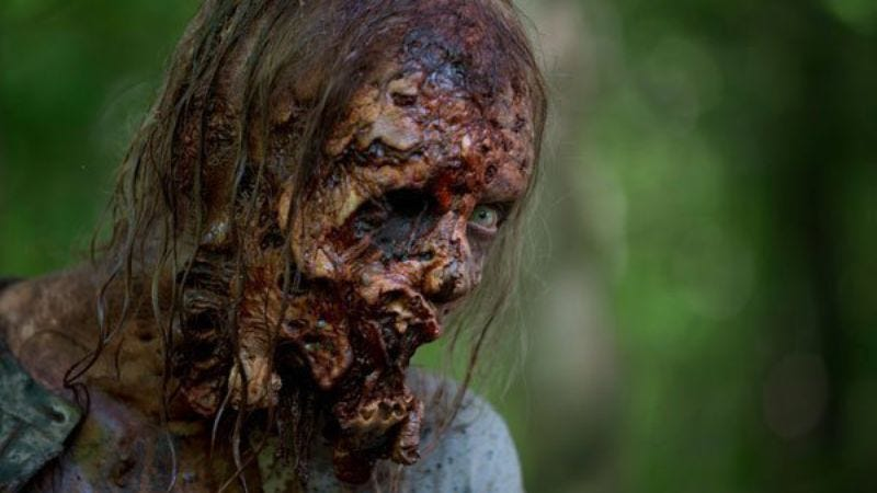 "Illustration for article titled Robert Kirkman promises The Walking Dead spinoff is ""startlingly different"""