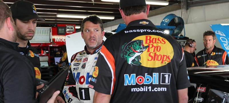 Illustration for article titled Tony Stewart Reportedly Will Race Again In NASCAR This Weekend